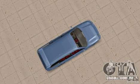 Toyota Carina 1996 para GTA San Andreas vista direita