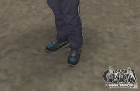 CJ Gopnik para GTA San Andreas sexta tela