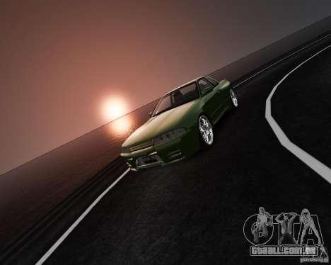 Nissan Skyline R32 GTS-t Veilside para GTA 4 vista interior