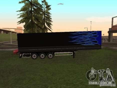 Novo trailer para GTA San Andreas