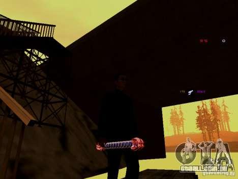 Ice Weapon Pack para GTA San Andreas terceira tela