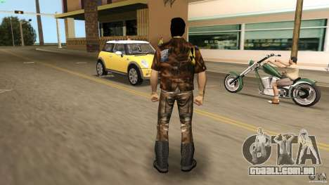 Stalker para GTA Vice City terceira tela