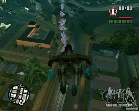 Fogos de artifício para GTA San Andreas