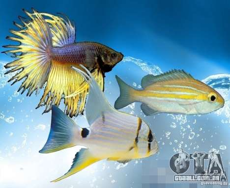 Peixe novo (oceano) para GTA San Andreas