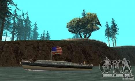 USA Marquis para GTA San Andreas esquerda vista