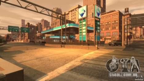 Aral Tankstelle para GTA 4 segundo screenshot