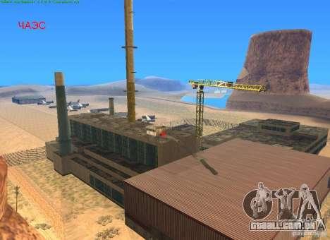Chernobyl, v. 1 para GTA San Andreas