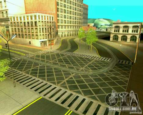 GTA 4 Roads para GTA San Andreas