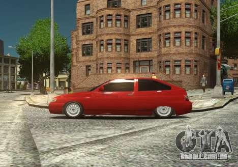 VAZ-2112 Coupe para GTA 4 motor