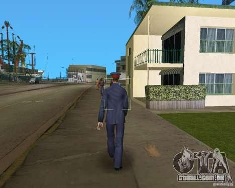 POLICIAL russo para GTA Vice City segunda tela
