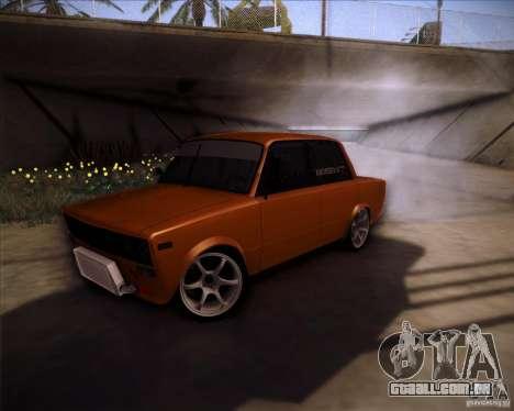 Drift VAZ 2106 para GTA San Andreas