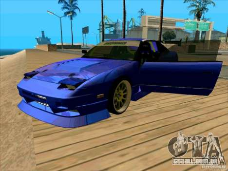 Nissan 240SX Drift Team para GTA San Andreas