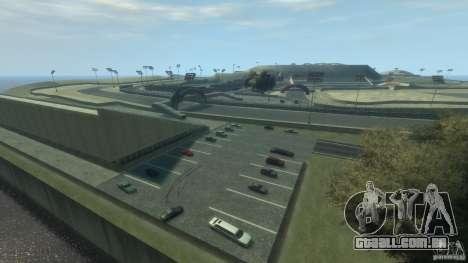 Laguna Seca v1.2 para GTA 4 por diante tela