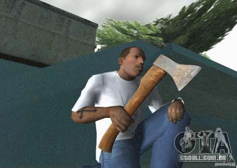 Weapon Pack by viter para GTA San Andreas