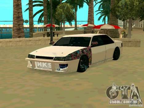 New Sultan v1.0 para GTA San Andreas