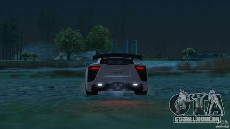 Improved Vehicle Features v2.0.2 (IVF) para GTA San Andreas terceira tela