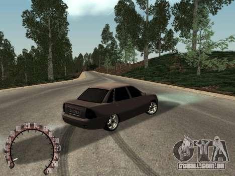 VAZ-2170 para GTA San Andreas