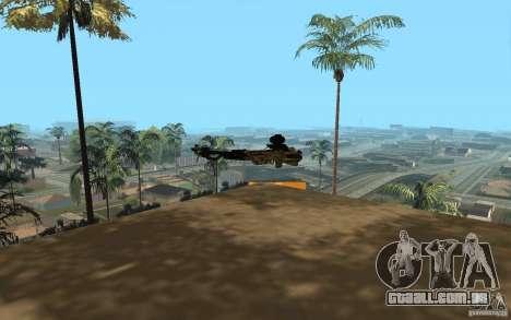 Besta para GTA San Andreas por diante tela