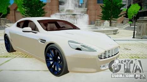 Aston Martin Rapide para GTA 4