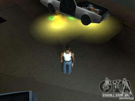 IVLM 2.0 TEST №3 para GTA San Andreas sétima tela