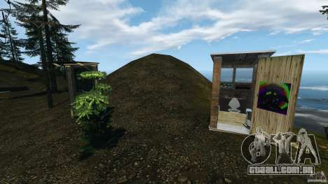The Loggers Point para GTA 4 nono tela