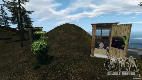 The Loggers Point para GTA 4 nono tela