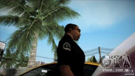 Behind Space Of Realities 2012 Palm Part v1.0.0 para GTA San Andreas segunda tela