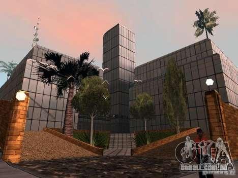 O novo hospital em Los Santos para GTA San Andreas