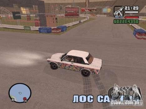 Hazyview para GTA San Andreas terceira tela
