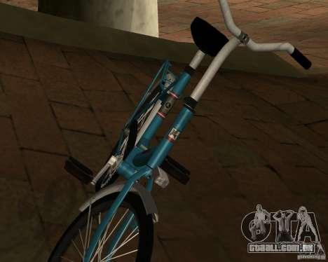 Romet Wigry 3 para GTA San Andreas esquerda vista