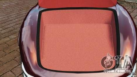 Mercedes-Benz 300 SL Roadster v1.0 para GTA 4 vista superior