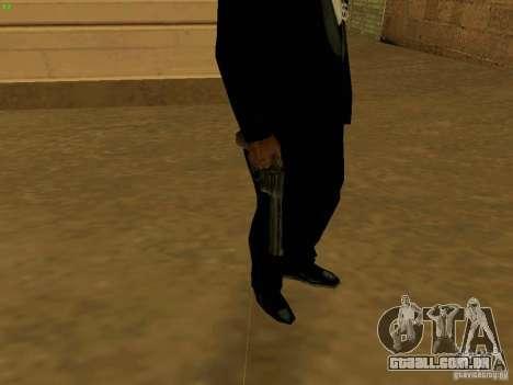 44.Magnum para GTA San Andreas terceira tela
