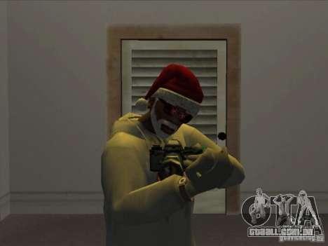Novos óculos para o CJ para GTA San Andreas segunda tela