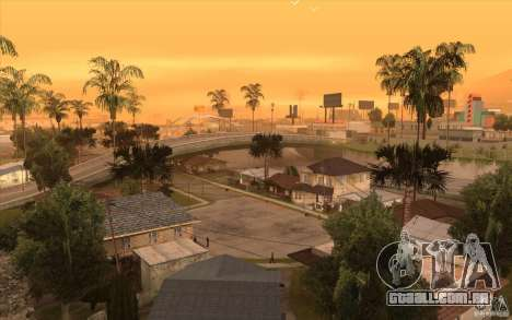 New loadscreens para GTA San Andreas terceira tela
