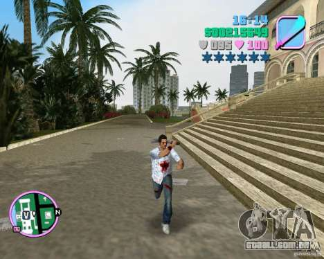 4 skins e modelo para GTA Vice City segunda tela