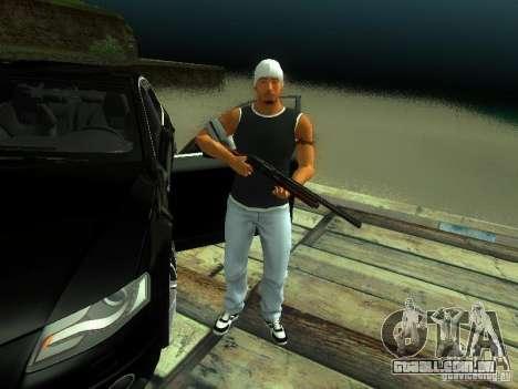Menino no FBI 2 para GTA San Andreas segunda tela