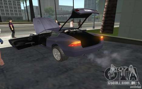 F620 de GTA TBoGT para GTA San Andreas vista direita