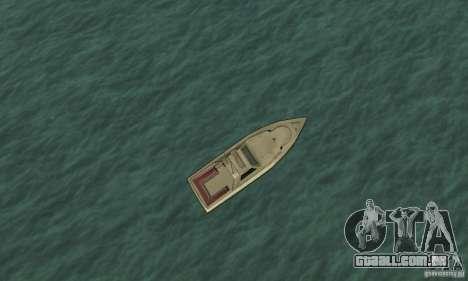 GTA III Ghost para GTA San Andreas vista direita