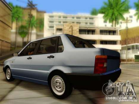 Fiat Premio Edit para GTA San Andreas esquerda vista