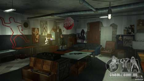 Retextured Broker Gunshop para GTA 4 segundo screenshot