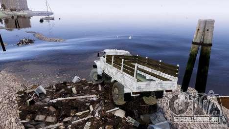 Trialovskaâ rota para GTA 4 segundo screenshot