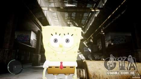 Bob Esponja para GTA 4 terceira tela