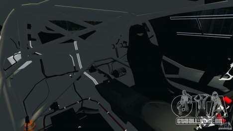 Aston Martin V12 Zagato 2011 v1.0 para GTA 4 vista interior
