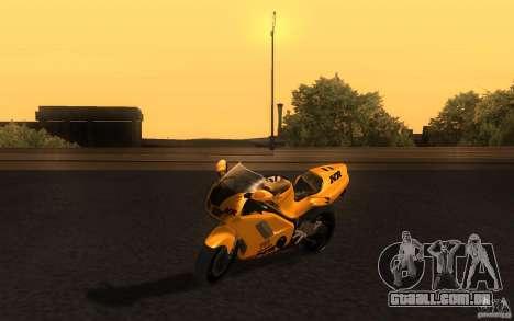 Honda NR 750 Special Edition para GTA San Andreas