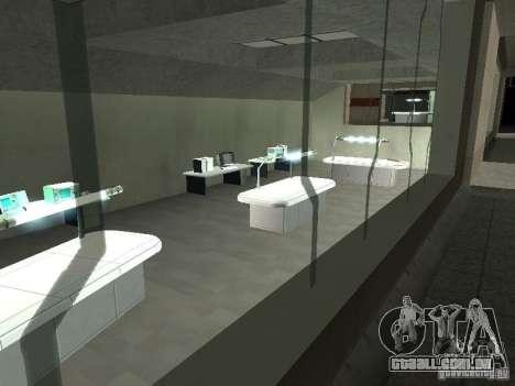 Área aberta 69 para GTA San Andreas sexta tela