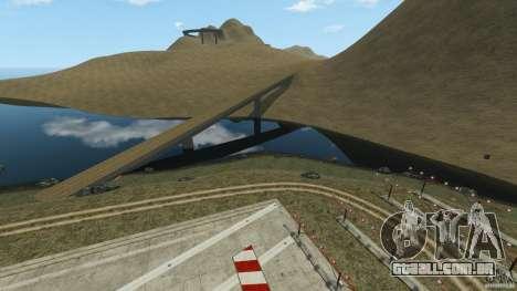 Desert Rally+Boat para GTA 4 quinto tela