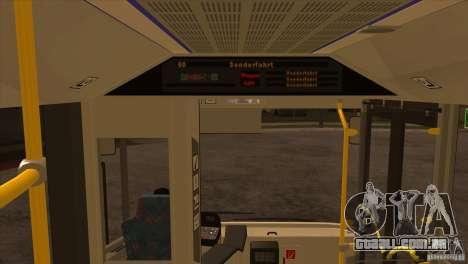 Design X3 para GTA San Andreas vista inferior