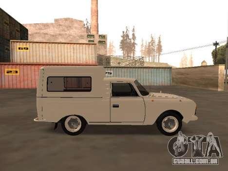 IZH 2715 para GTA San Andreas