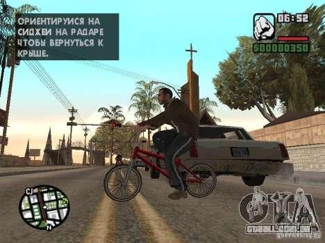 Niko Bellic para GTA San Andreas sétima tela