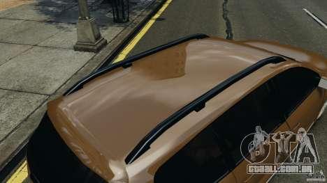 Volkswagen Passat Variant B7 para GTA 4 vista lateral